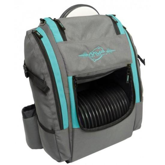 MVP Voyager Pro V2 Disc Golf Backpack