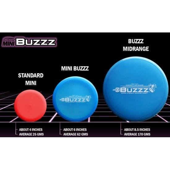 Discraft Max Mini Marker - Buzzz - Z First Run