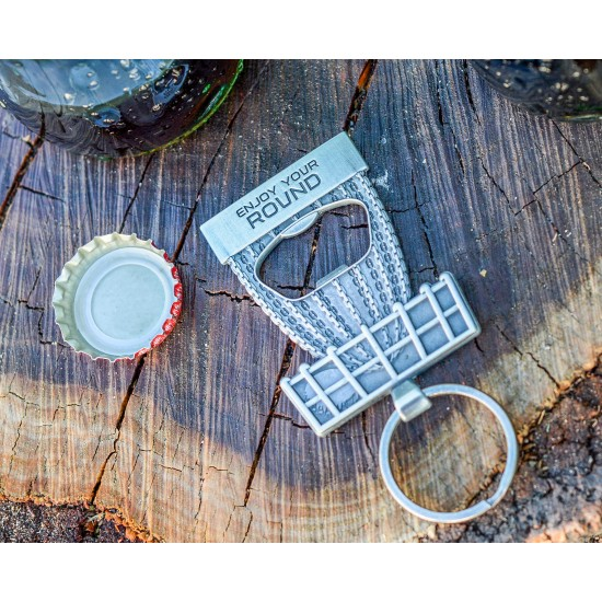 Innova DISCatcher Bottle Opener Key Ring