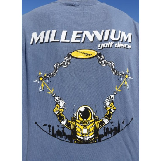 Millennium T-Shirt - Lunar Astronaut - Unisex