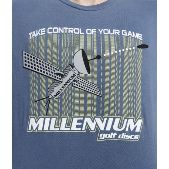 Millennium T-Shirt - Satellite - Unisex