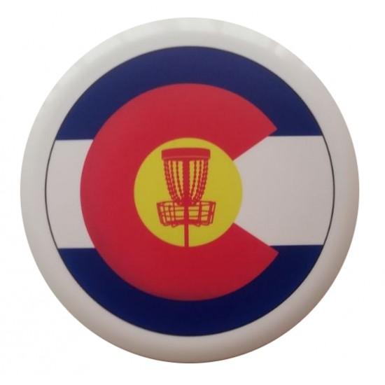 Millennium Aurora MS - Standard M-Color - Colorado State Flag