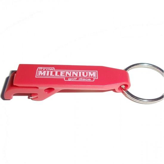 Millennium Bottle Opener Keychain