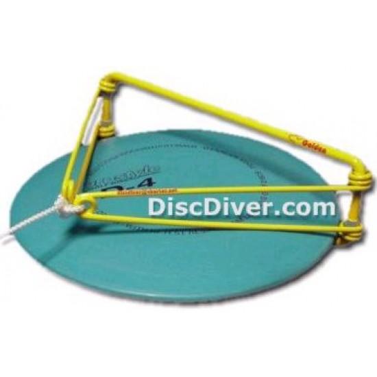 Golden Retriever Disc Golf Retriever