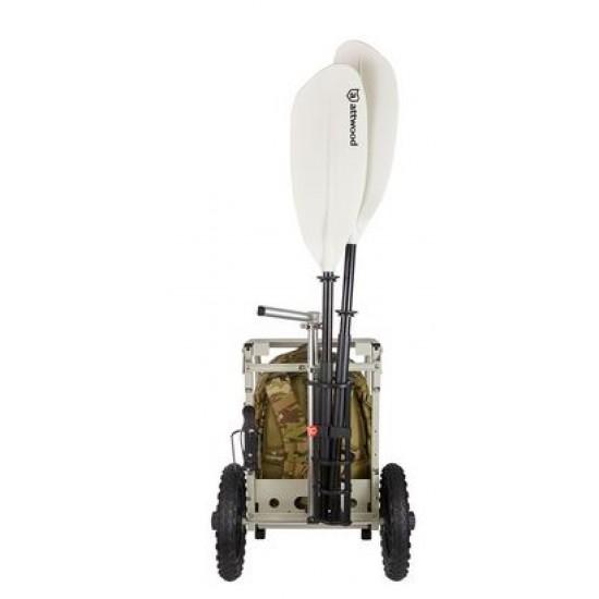 Zuca Multi-Use Pole Holder - Disc Golf Cart