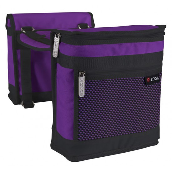 Zuca Saddle Bag Set - Disc Golf Cart