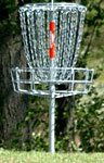 discraft chainstar disc golf baskets