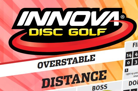 Innova Flight Chart for Drivers