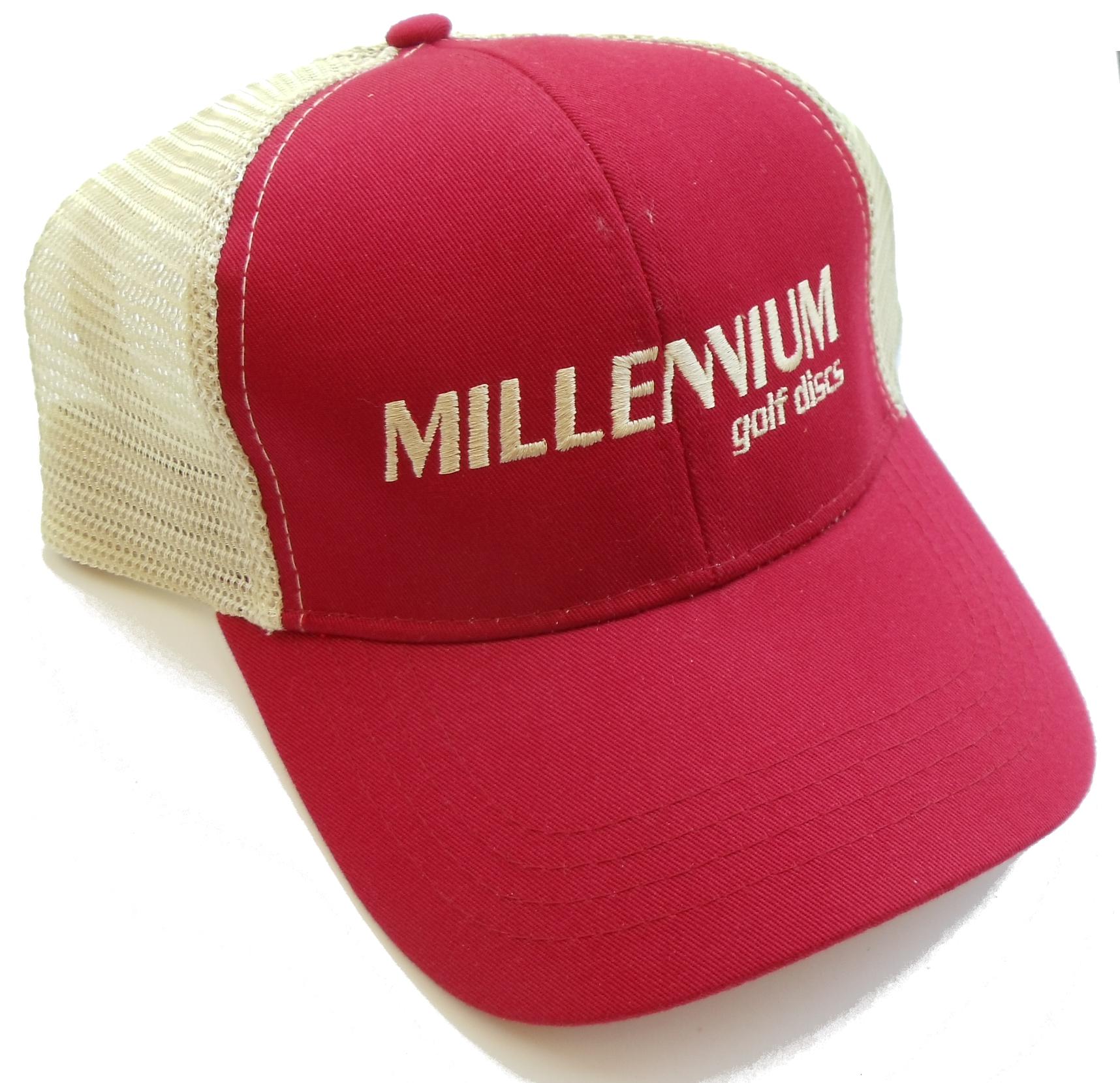 millennium trucker hat
